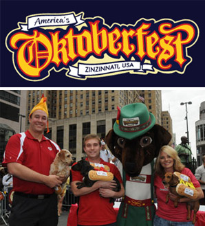 Welcome to the Zinzinnati Oktoberfest!