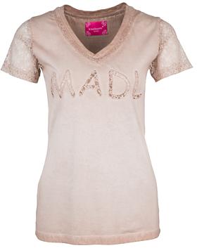 T-Shirt Madl natur
