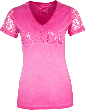 T-Shirt Madl pink