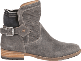 Traditional bootee 7010 grey