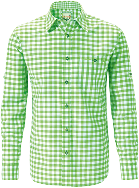 German traditional shirt Mitchel apple