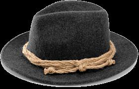 Cappello Trachten H3535.2 antracite