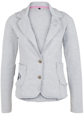 Traditional Jacket Nicoletta lightgrey