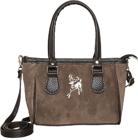 Traditional dirndl bag TA30880-1136 greybrown