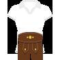 Trachtenblusen Hosen