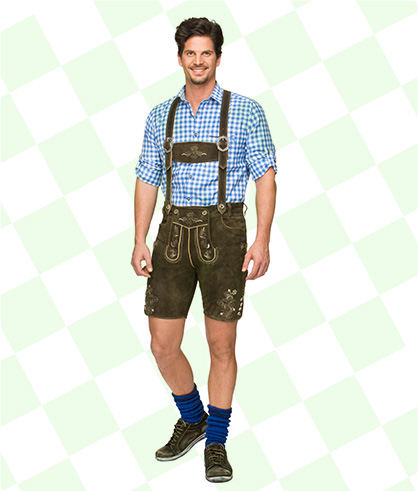 trachten guide das perfekte lederhosen outfit. Black Bedroom Furniture Sets. Home Design Ideas